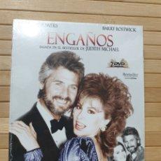 Cine: ENGAÑOS DVD -PRECINTADO-. Lote 179105665