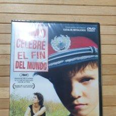 Cine: CÓMO CELEBRÉ EL FIN DEL MUNDO DVD -PRECINTADO-. Lote 179105966