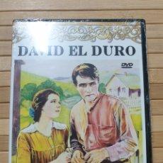 Cine: DAVID EL DURO DVD -PRECINTADO-. Lote 179106042