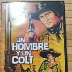 Cine: UN HOMBRE Y UN COLT DVD -PRECINTADO-. Lote 179106125