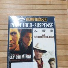 Cine: POLICIACO-SUSPENSE DVD -PRECINTADO-. Lote 179106565