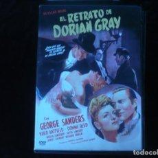 Cine: EL RETRATO DE DORIAN GRAY - DVD CASI COMO NUEVO. Lote 179106880
