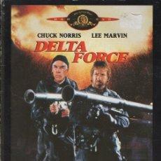Cine: DELTA FORCE. COLECCIÓN CHUCK NORRIS. DVD-6425. Lote 179141787
