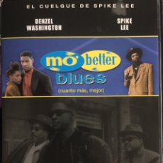 Cine: MO BETTER BLUES DVD SPIKE LEE. Lote 179149125
