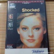 Cine: SHOCKED (EN ESTADO DE SHOCK) MICHAEL LAUGHLIN. Lote 179152952