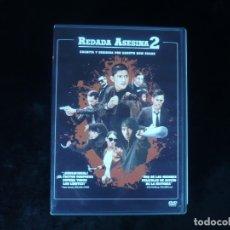 Cine: REDADA ASESINA 2 - DVD CASI COMO NUEVO. Lote 261301820