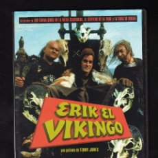 Cine: DVD: ERIK, EL VIKINGO - INT: TIM ROBBINS / MICKEY ROONEY / JOHN CLEESE - (DIR: TERRY JONES). Lote 179183690