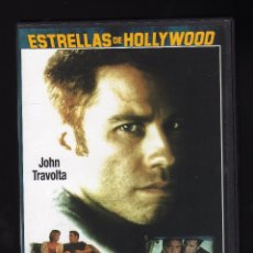 Cine: DVD: ATRAPADO · INT: JOHN TRAVOLTA / HARRY BELAFONTE / KELLY LYNCH - DIR: DESMOND NAKANO -. Lote 179189765