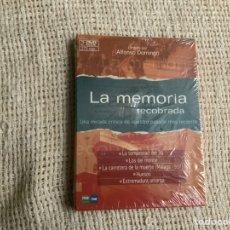 Cine: DVD LA MEMORIA RECOBRADA 2 DVD - UNA MIRADA CRITICA DE NUESTRO PASADO MAS RECIENTE ( PRECINTADO ). Lote 105199575