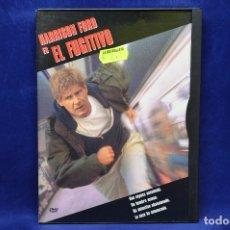 Cine: EL FUGITIVO - DVD. Lote 179234446