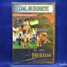 Cine: MONAMOUR - HERIDA - DVD. Lote 179234863