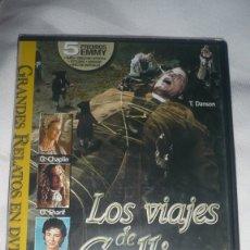 Cine: LOS VIAJES DE GULLIVER - EN DVD SIN ESTRENAR. Lote 195056748
