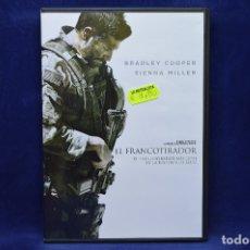 Cine: EL FRANCOTIRADOR - DVD. Lote 179235846