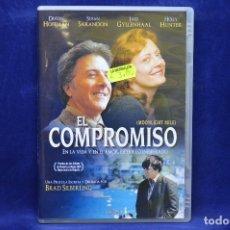Cine: EL COMPROMISO - DVD. Lote 179236276