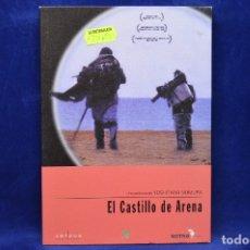Cine: EL CASTILLO DE ARENA - DVD. Lote 179236406