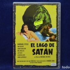Cine: EL LAGO DE SATAN - DVD. Lote 179236867