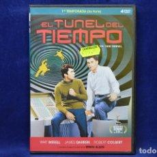 Cine: EL TUNEL DEL TIEMPO - PRIMERA TEMPORADA 2A PARTE DVD. Lote 179237525