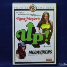 Cine: UP - MEGAVIXENS - DVD. Lote 179238342