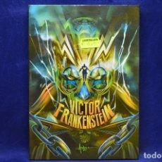 Cine: VICTOR FRANKENSTEIN - DVD. Lote 179238512