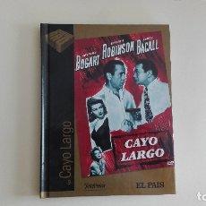 Cine: DVD EL PAIS CINE DE ORO CAYO LARGO HERMANOS MÁS DE 1000 DVDS EN VENTA . Lote 179238540