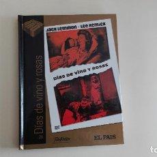 Cine: DVD EL PAIS CINE DE ORO DÍAS DE VINO Y ROSAS MÁS DE 1000 DVDS EN VENTA APROVECHA EL ENVÍO. Lote 179238896