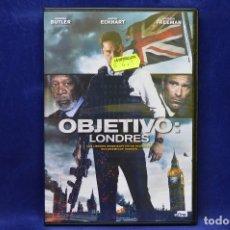Cine: OBGETIVO LONDRES - DVD. Lote 179239136