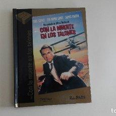 Cine: DVD EL PAIS CINE DE ORO CON LA MUERTE EN LOS TALONES MÁS DE 1000 DVDS EN VENTA APROVECHA EL ENVÍO. Lote 179239181