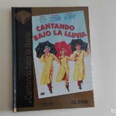 Cine: DVD EL PAIS CINE DE ORO CANTANDO BAJO LA LLUVÍA MÁS DE 1000 DVDS EN VENTA APROVECHA EL ENVÍO. Lote 179239371