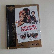 Cine: DVD EL PAIS CINE DE ORO DOCTOR ZHIVAGO MÁS DE 1000 DVDS EN VENTA APROVECHA EL ENVÍO. Lote 179239593