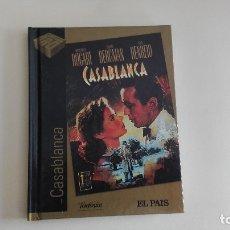 Cine: DVD EL PAIS CINE DE ORO CASABLANCA MÁS DE 1000 DVDS EN VENTA APROVECHA EL ENVÍO. Lote 179239657