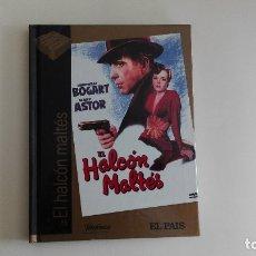 Cine: DVD EL PAIS CINE DE ORO EL HALCÓN MALTÉS MÁS DE 1000 DVDS EN VENTA APROVECHA EL ENVÍO. Lote 179239801