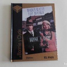 Cine: DVD EL PAIS CINE DE ORO BONNIE Y CLYDE MÁS DE 1000 DVDS EN VENTA APROVECHA EL ENVÍO. Lote 179239900