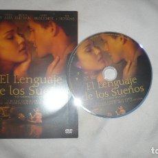 Cine: EL LENGUAJE DE LOS SUEÑOS - EN DVD. Lote 179243045