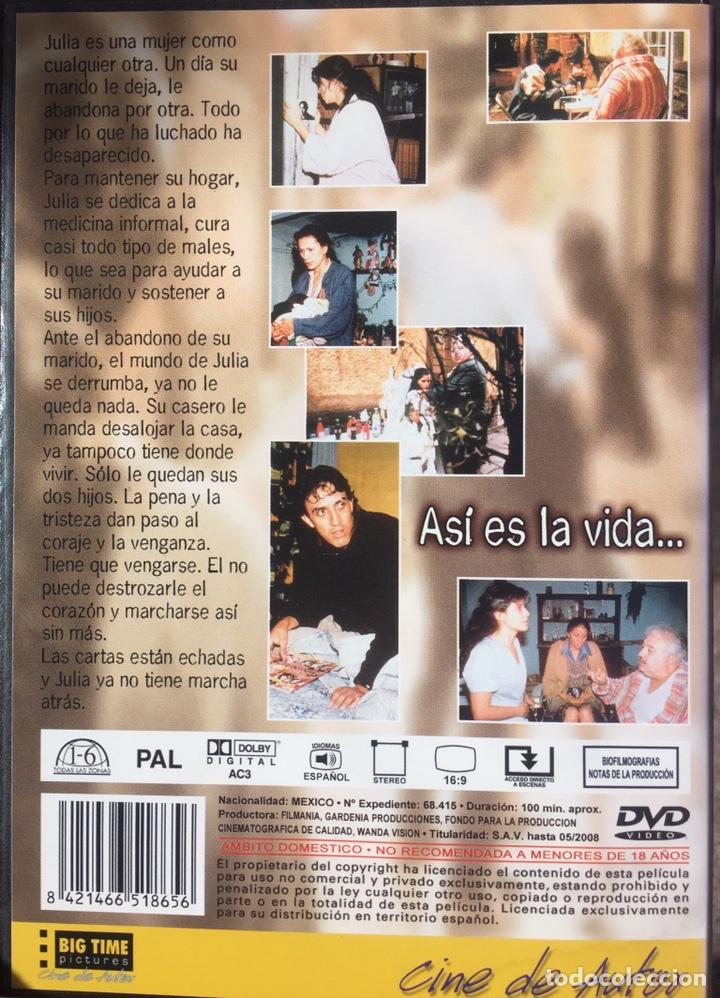 Cine: Así es la Vida DVD Arturo Ripstein - Foto 2 - 179244751
