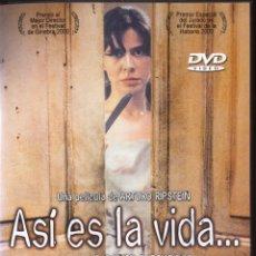 Cine: ASÍ ES LA VIDA DVD ARTURO RIPSTEIN. Lote 179244751