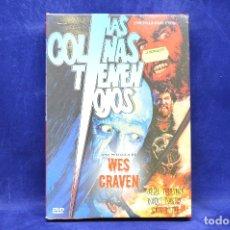 Cine: LAS COLINAS TIENEN OJOS - DVD. Lote 179253732