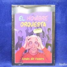 Cine: EL HOMBRE ORQUESTA - DVD. Lote 179255171