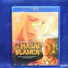 Cine: LA MASIA BLANCA - BLU RAY . Lote 179255377