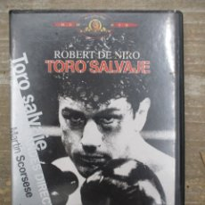 Cine: DVD - TORO SALVAJE - ROBERT DE NIRO - PEDIDO MINIMO 4 PELICULAS O PEDIDO MINIMO DE 10€. Lote 179317340