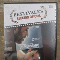 Cine: DVD - SU HERMANO / FESTIVAL BERLIN - PEDIDO MINIMO 4 PELICULAS O PEDIDO MINIMO DE 10€. Lote 179318808