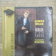 Cine: DVD - REBELDE SIN CAUSA / JAMES DEAN - PEDIDO MINIMO 4 PELICULAS O PEDIDO MINIMO DE 10€. Lote 179321703