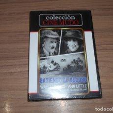 Cine: BATIENDO EL RECORD DVD CINE MUDO NUEVA PRECINTADA. Lote 179333715