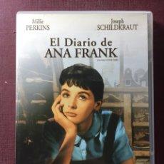 Cine: EL DIARIO DE ANA FRANK.. Lote 179379457
