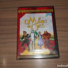 Cine: EL MAGO DE OZ DVD WARNER NUEVA PRECINTADA. Lote 179386018