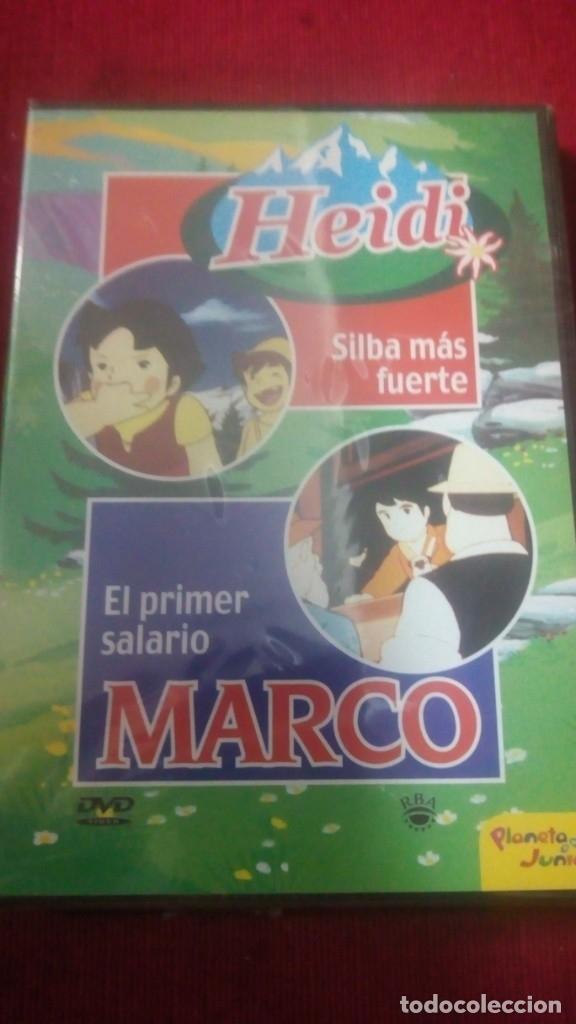 HEIDI Y MARCO Nº6 (Cine - Películas - DVD)