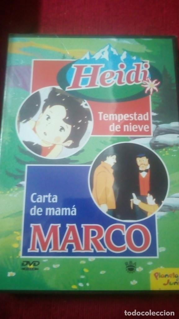 HEIDI Y MARCO Nº11 (Cine - Películas - DVD)