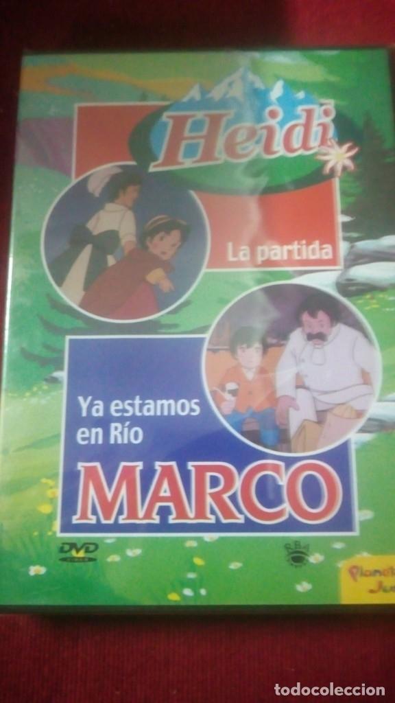 HEIDI Y MARCO Nº18 (Cine - Películas - DVD)