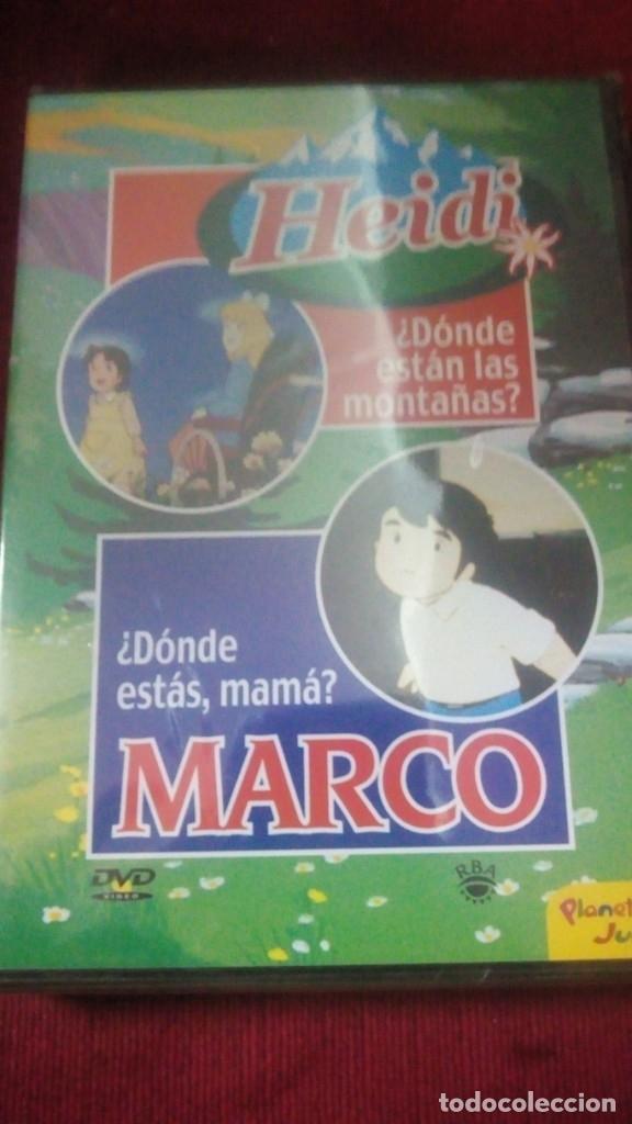 HEIDI Y MARCO Nº22 (Cine - Películas - DVD)
