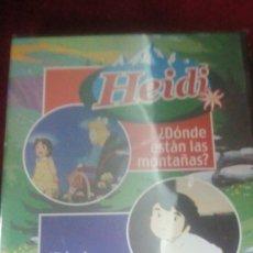 Cine: HEIDI Y MARCO Nº22. Lote 179392105
