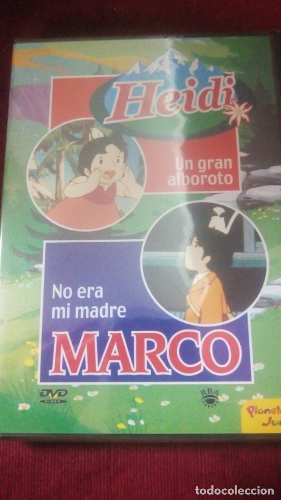 HEIDI Y MARCO Nº23 (Cine - Películas - DVD)